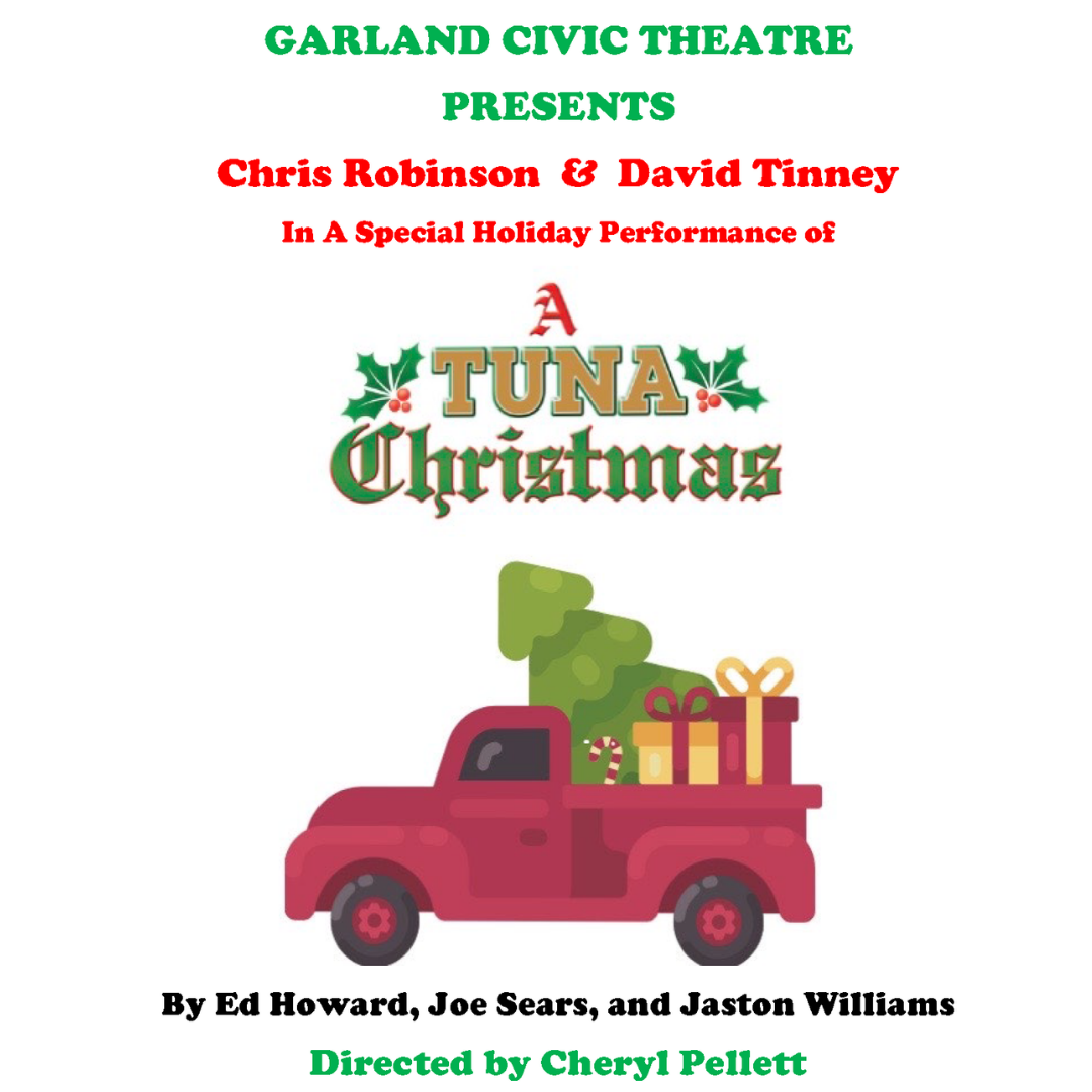 "Garland Civic Theatre's ""A Tuna Christmas"""