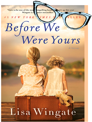 Book jacket for Before We Were Yours